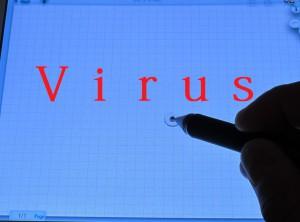 ウィルス感染